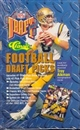 1993 Classic Draft Picks Football Hobby Box