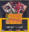 1993 Pro Line Live Football Hobby Box