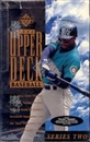 1994 Upper Deck Series 2 Baseball Retail Box
