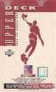 1994/95 Upper Deck Series 1 Basketball Hobby Box