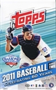 2011 Topps Series 2 Baseball Hobby Box