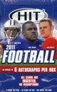2011 Sage Hit Low Series Football Hobby Box