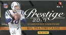 2010 Panini Prestige Football Blaster 8-Pack Box