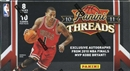 2010/11 Panini Threads Basketball Blaster 8-Pack Box