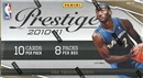 2010/11 Panini Prestige Basketball 8-Pack Box