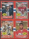 1985 Topps USFL Football Complete Set (NM-MT)