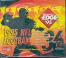 1995 Collector's Edge Football Hobby Box
