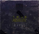 1995 Playoff Absolute Football Hobby Box