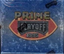 1995 Playoff Prime Football Hobby Box