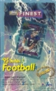 1995 Topps Finest Series 1 Football Hobby Box