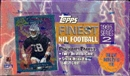 1995 Topps Finest Series 2 Football Hobby Box