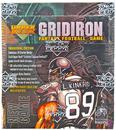 1995 Upper Deck Gridiron Fantasy Football Starter Deck Box