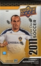 2011 Upper Deck Soccer Hobby Box