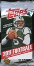 2011 Topps Football Jumbo Pack