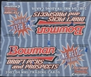 2003/04 Bowman Draft Picks & Prospects Hockey Retail Box