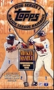 1996 Topps Series 1 Baseball Hobby Box