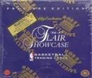 1996/97 Fleer Flair Showcase Basketball Hobby Box