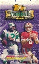 1996 Topps Football Retail Box