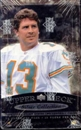 1996 Upper Deck Silver Football Hobby Box
