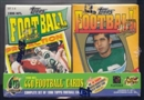 1996 Topps Cereal Box Football Factory Set