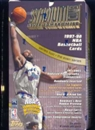 1997/98 Topps Stadium Club Series 2 Basketball Hobby Box