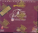 1997 Flair Showcase Football Hobby Box