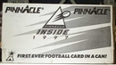 1997 Pinnacle Inside Football Case (48 cans)
