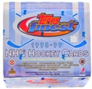 1998/99 Topps Finest Hockey Hobby Box