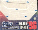 1998 Topps Season Opener Football Box