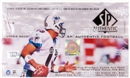 1998 Upper Deck SP Authentic Football Hobby Box
