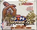 1999/00 Skybox Hoops X Decade Basketball Hobby Box