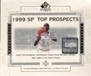 1999/00 Upper Deck SP Top Prospects Basketball 24 Pack Lot