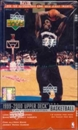 1999/00 Upper Deck Series 2 Basketball Hobby Box