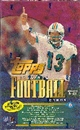 1999 Topps Football Hobby Box