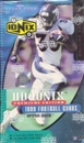 1999 Upper Deck Ionix Football Box