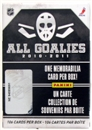 Image for  2010/11 Panini All-Goalies Hockey Hobby Box (Set)