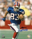 Image for  Andre Reed Autographed Buffalo Bills 8x10 Football Photo