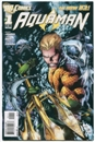 Image for  Aquaman #1 2011 DC Comics First Printing