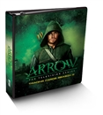 Arrow Season Two Trading Cards Binder (Cryptozoic 2015)