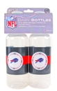 Baby Fanatic Buffalo Bills 2 Pack Baby Bottles