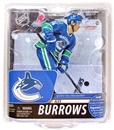 Alexander Burrows Vancouver Canucks NHL McFarlane Series 29 Figure