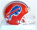 Image for  C.J. Spiller Autographed Buffalo Bills Mini-Helmet