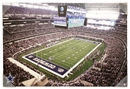 Artissimo Dallas Cowboys AT&T Stadium 22x33 Canvas