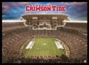 Alabama Crimson Tide Artissimo Glory 24x18 Canvas