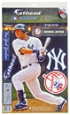 Derek Jeter New York Yankees Fathead - Regular Price $14.95 !!!