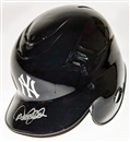 Derek Jeter Autographed New York Yankees Full Size Authentic Batting Helmet (JSA)