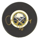 Image for  Christian Ehrhoff Autographed Buffalo Sabres Hockey Puck