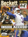 2014 Beckett Sports Card Monthly Price Guide (#356 November) (EJ Manuel)