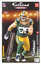 "Fathead Clay Matthews Green Bay Packers 2011 Teammate Wall Graphic (Lot of 10) 9""X 17"""