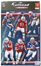 Fathead New England Patriots 2011 Team Set (Brady, Gronkowski)